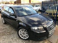 ✿08-Reg Audi A3 1.9 TDI SE 5DR, Black ✿TURBO DIESEL✿