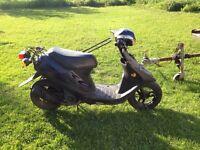 MOTEUR DE HONDA DIO 2000 50cc 2 TEMPS 15500 KM