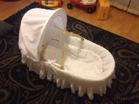 Moses Basket- never used