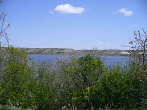Lake View Lot at The Resort Village of Lumsden Beach