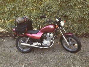 Honda CB250 2005 - Excellent condition / Low km's Brunswick East Moreland Area Preview