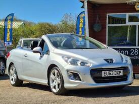 image for 2013 Peugeot 308 CC 1.6 THP ALLURE CONVERTIBLE * 1 Previous Owner Convertible Pe