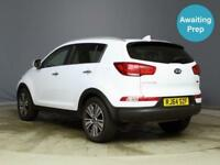 2014 KIA SPORTAGE 1.7 CRDi ISG 3 5dr SUV 5 Seats
