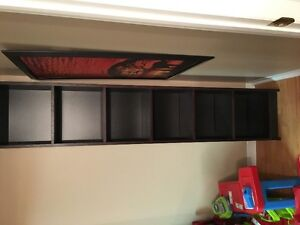 Ikea Billy Bookcase- Black- Brown
