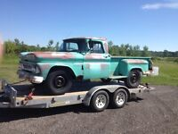Rare 1960 Chevrolet C20 Apache for only $450!!