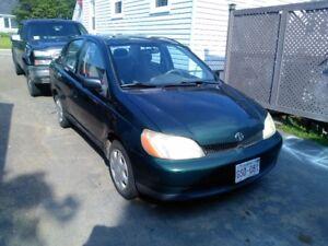 Toyota Echo 2001(Reduced)