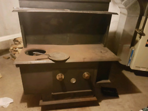 Wood Cook Stove/Oven