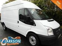 Oct 2013 63 Transit 350 LWB 2.2TDCi diesel, only 29000 miles from new