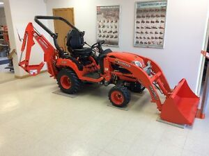 KUBOTA BX SERIES TRACTORS-HUGE SALE!!! 0% FOR 84 MONTHS Kingston Kingston Area image 4