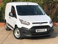2015 Ford Transit Connect 1.6 TDCi 75ps Van With Upgraded DAB Headunit 2 door...
