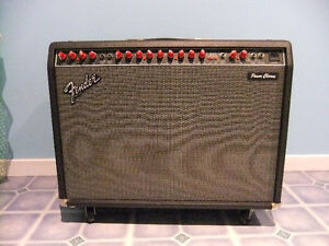 Fender Power Chorus guitar amp