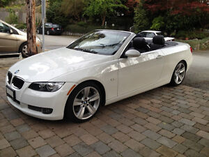 2007 BMW 3-Series 335i cabriolet Convertible