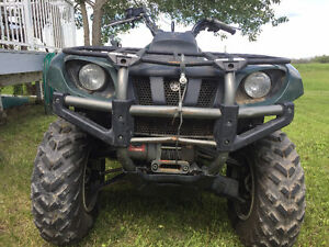2005 - 660 Yamaha Grizzly