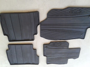 Genuine Mazda CX5 Front and Back Winter Mats