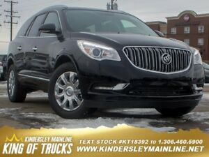 2017 Buick Enclave Leather  - Leather Seats -  Power Liftgate