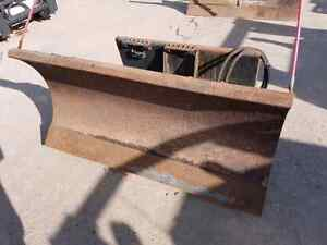 "60"" Hydraulic Snowblade  Kitchener / Waterloo Kitchener Area image 1"