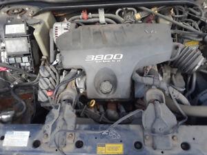 2000 Chev Impala Mechanics Special