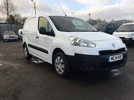 Peugeot Partner 1.6 HDI 850 PARTNER PRO (white) 2014