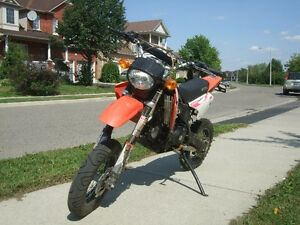 Wanted: Buying your non running bike 125cc 600cc