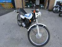 1976 YAMAHA DT175 MAKE A GOOD PROJECT.