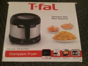 Compact Fryer T-Fal - ***Brand New Never Used***