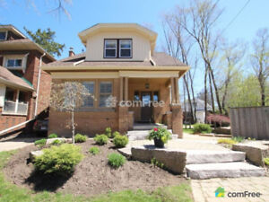 ATTN INVESTORS - Fully Rented Prime McMaster Area Home for Sale