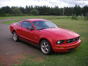 2009 Ford Mustang Coupe (2 door)