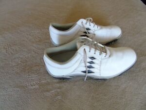 Womens Footjoy Soft Spike Golf Shoes, size 71/2, Only $55.00