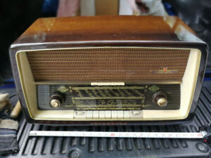 Nordmende Parsifal Hifi tube radio