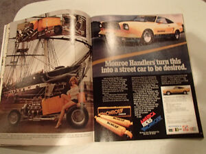 VINTAGE 1978 26th ANNUAL AUTORAMA HOT ROD SHOW WORLD MAGAZINE IN Sarnia Sarnia Area image 5
