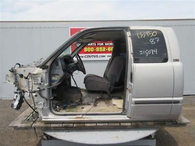 Pickup Cab Quad Cab 4 Door Fits 98-02 DODGE 2500 PICKUP