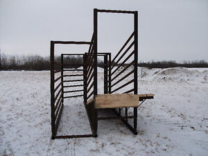 Double Deluxe Loading Chute