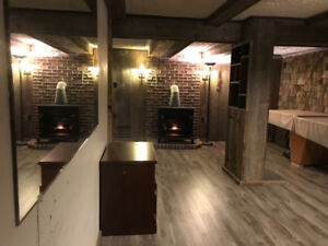 Newly Renovated Sherbrook Drive Apartment for Rent