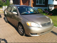 ***REDUCED PRICE*** 2004 Toyota Corolla LE Sedan