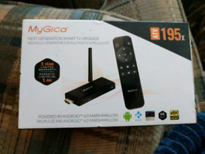 Android smart tv upgrade