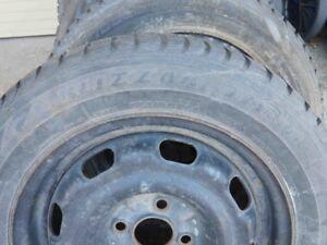 pneus Blizzak LM-18 185/60R14