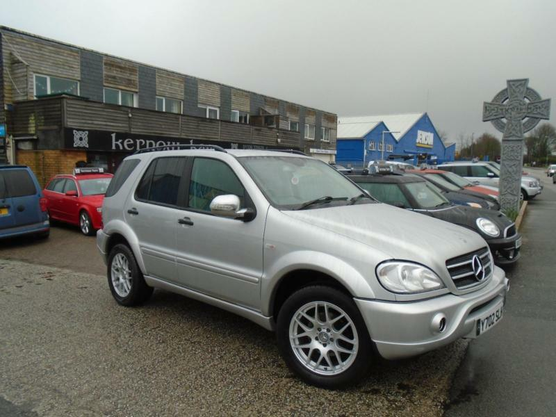 2001 Y Mercedes Benz Ml 270 Cdi Amg Kit Alloys Facelift Upgrade