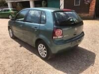 2006 Volkswagen Polo 1.4 TDI Dual Control Pedals Ex Driving Instructor Learner
