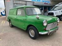 1966 Austin 850 Mini Van, Original Historic Vehicle, 79000 Miles Only