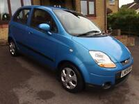 CHEVROLET MATIZ 1.0 SE+, 2009/09, 46000 Miles, **FINANCE AVAILABLE**