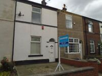 Newly modernised terrace property on Tottington road in Bury
