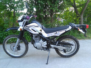 Yamaha xt250  - street legal - mint condition enduro