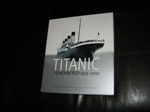 The Titanic Remembered: 1912-2012 By Beau Riffenburgh AWESOME