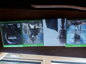 Xbox one game / games. Good Condition.  Pick 1 or make an offer