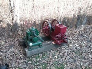 For sale 1909 waterloo boy 2hp stationery engine .