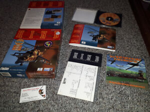 ** Old + New Boxed PC Games **