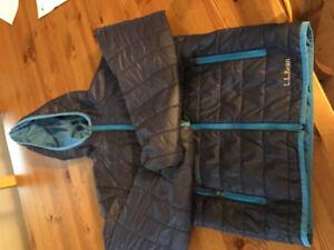 LL Bean Puff Jacket