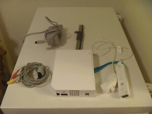 Nintendo WII AS IS