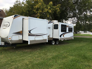Keystone sprinter travel trailer