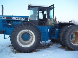 876 ford versitile tractor